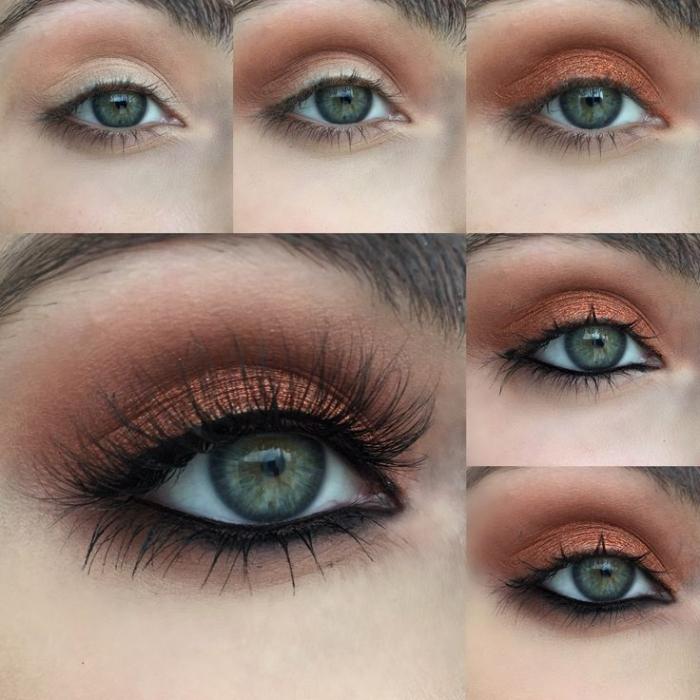 Тонкости макияжа: какие оттенки подойдут для серых глаз (+ВИДЕО) - фото №4