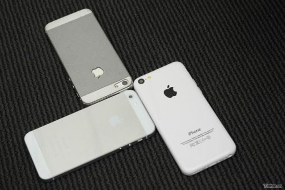 Первые фото iPhone 5C попали в сеть - фото №3