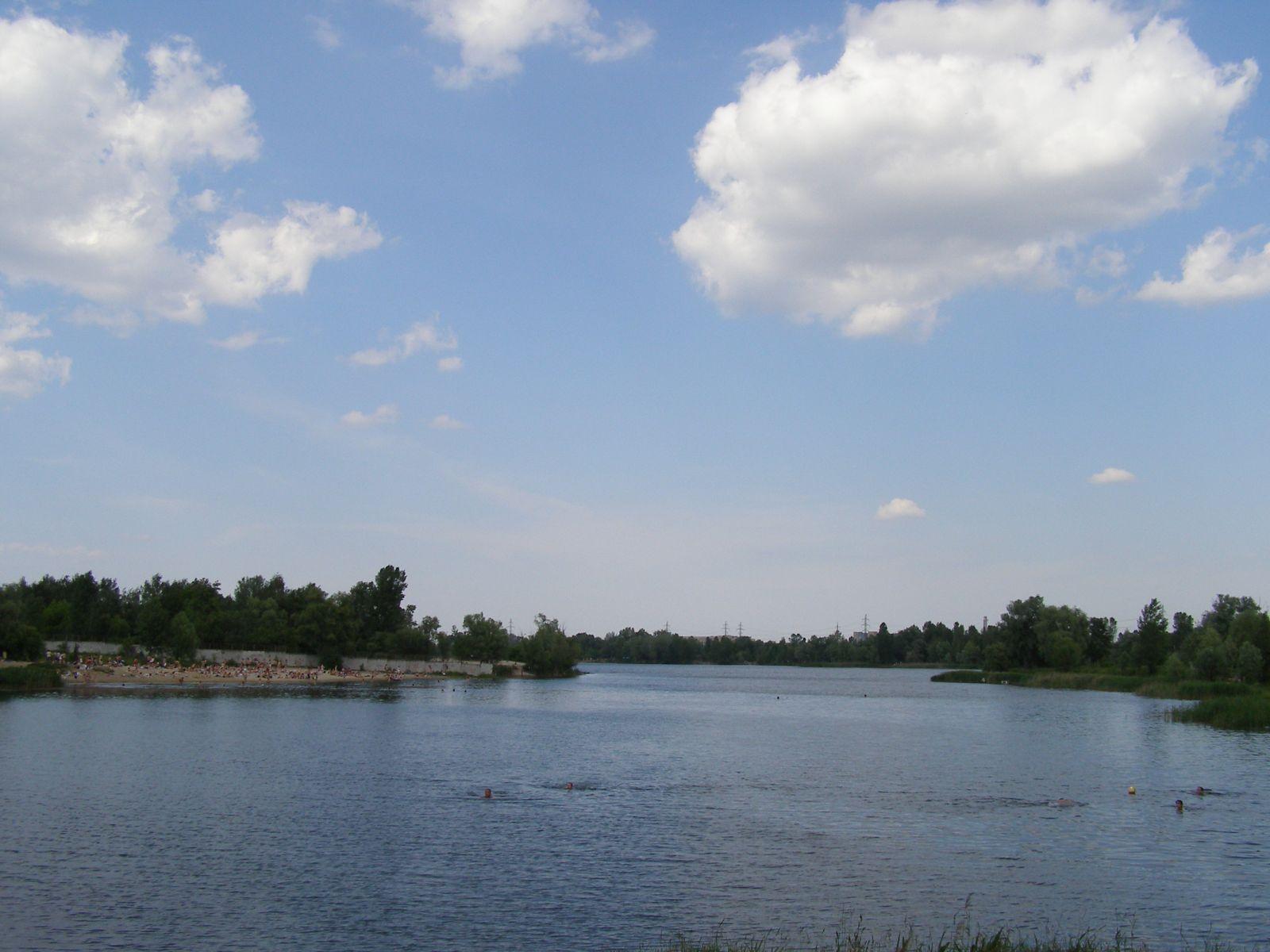 Озера Киева, в которых вы захотите искупаться:  столичная альтернатива морю - фото №6