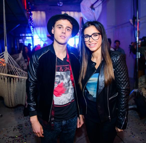 Ани Лорак и Алексеев
