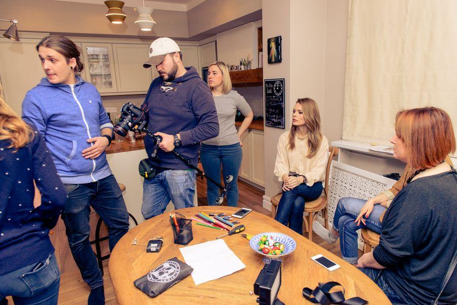 Зачем Ольга Фреймут установила скрытые камеры в своей квартире - фото №2