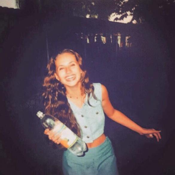 Как Светлана Loboda выглядела в школьные годы: фото - фото №1