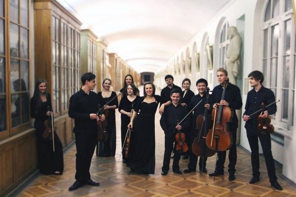 оркестр снигери фото