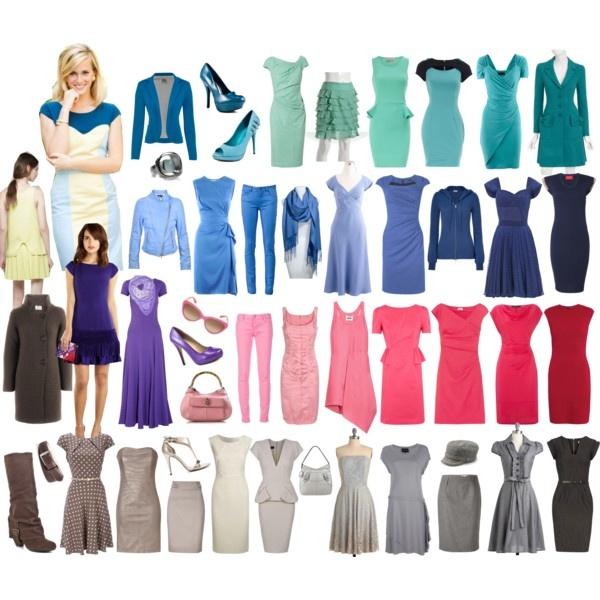 Как подобрать гардероб по цветотипу Лето - фото №3