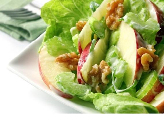 Пять лучших салатов за 20 минут - фото №4