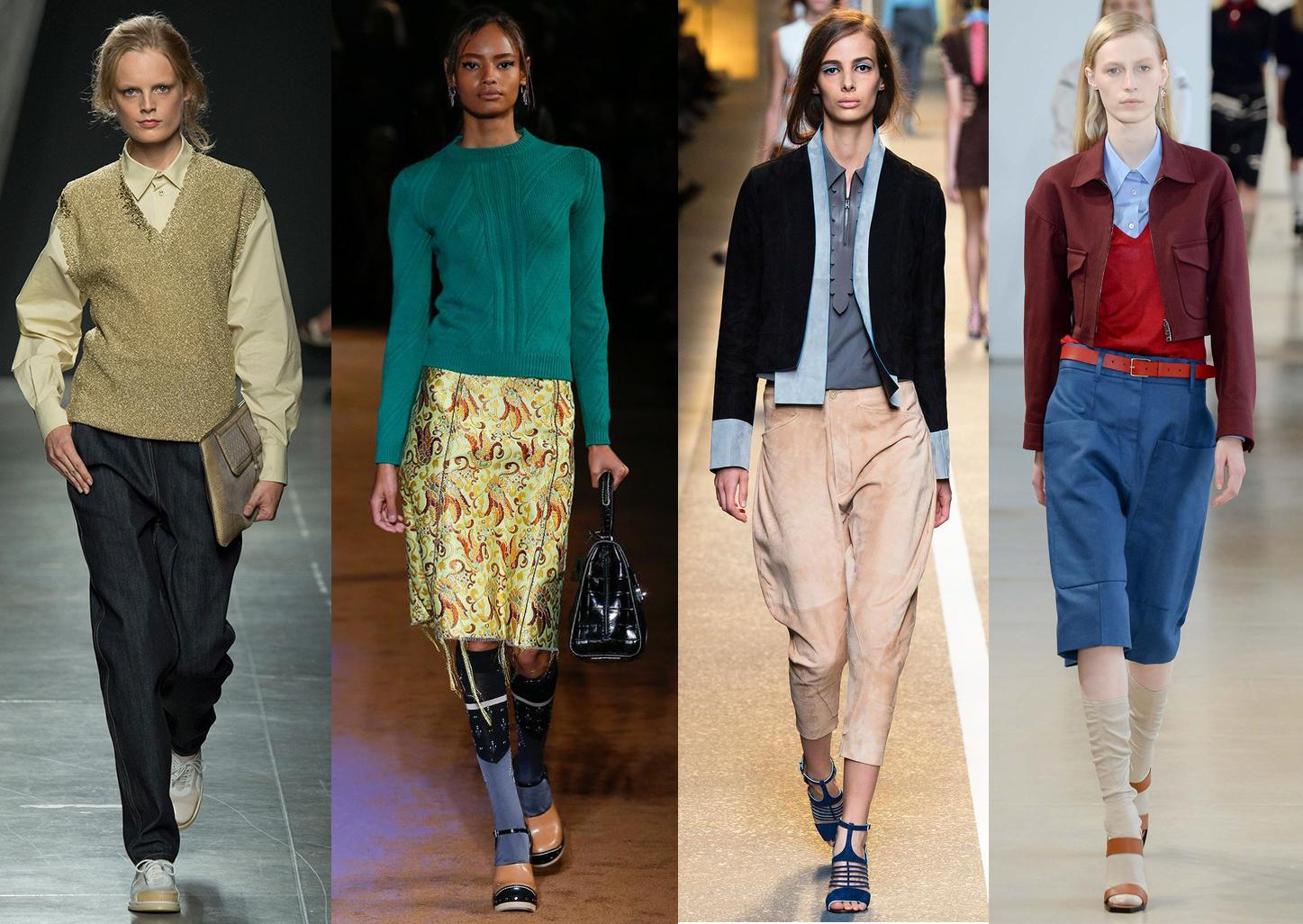 Неделя моды в Милане: 5 главных тенденций - фото №4