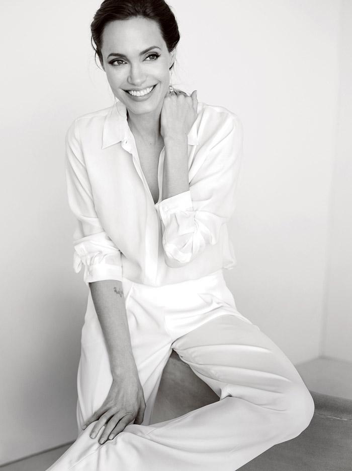 Секреты счастья от Анджелины Джоли - фото №7