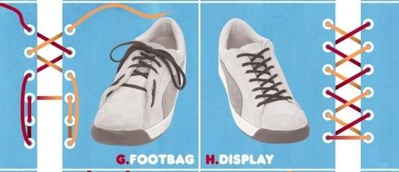 Как можно оригинально завязать шнурки на кроссовках: практические советы (фото и видео) - фото №4
