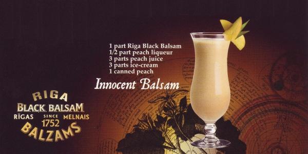 Топ 10 коктейлей с Riga Black Balsam - фото №4