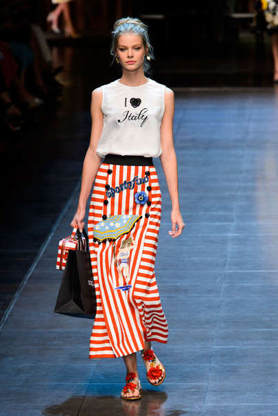 Dolce & Gabbana коллекция 2015