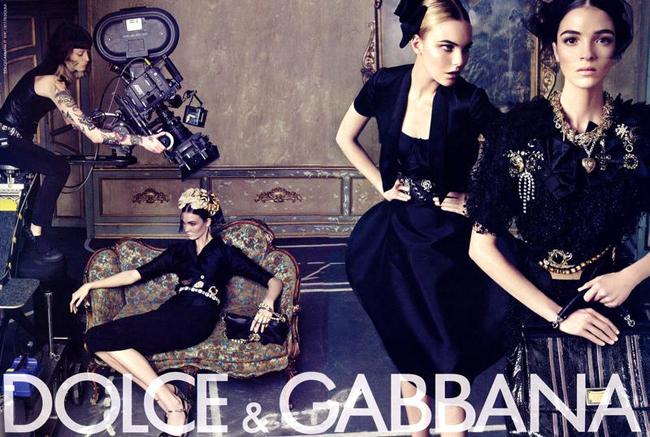 Dolce&Gabanna: история бренда - фото №3