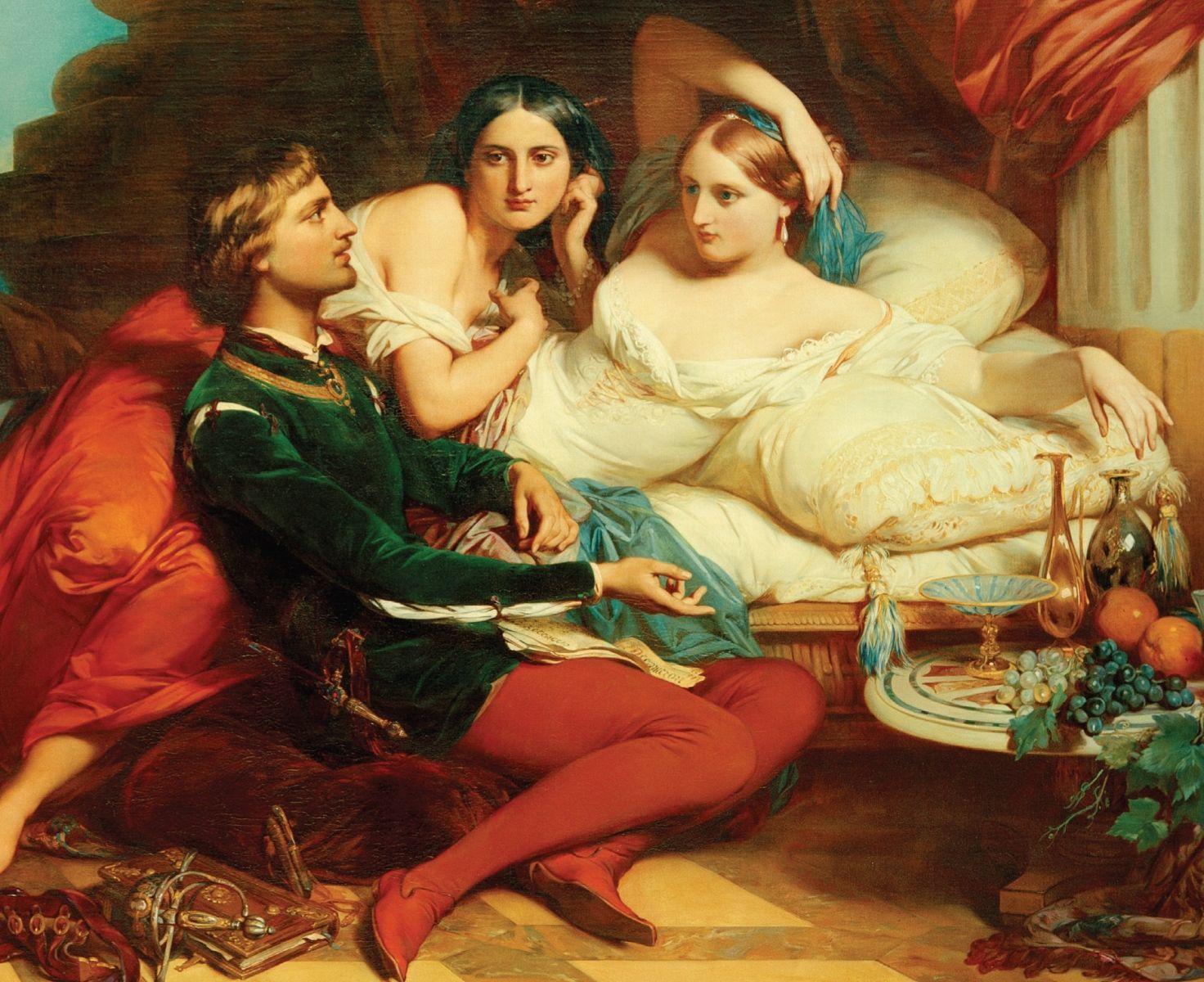 Какие книги научили нас эротике - фото №1