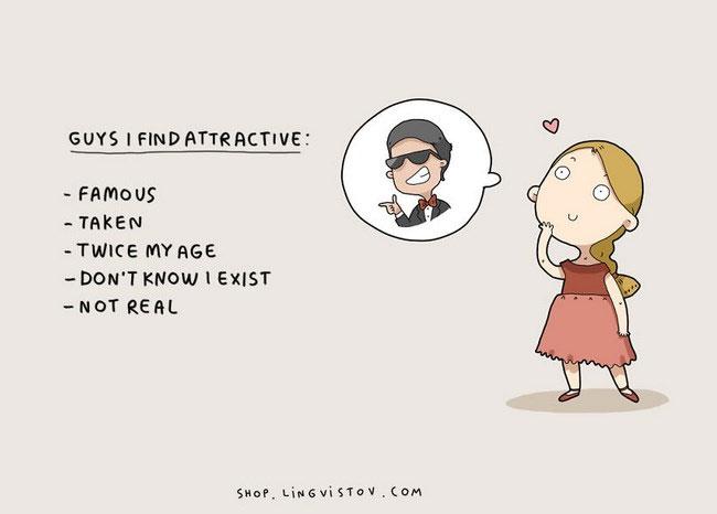 Одиночество с юмором: комиксы, в которых узнает себя каждая одинокая девушка - фото №2