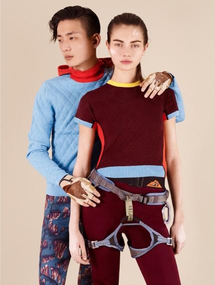 Модные коллаборации 2013 года - фото №20