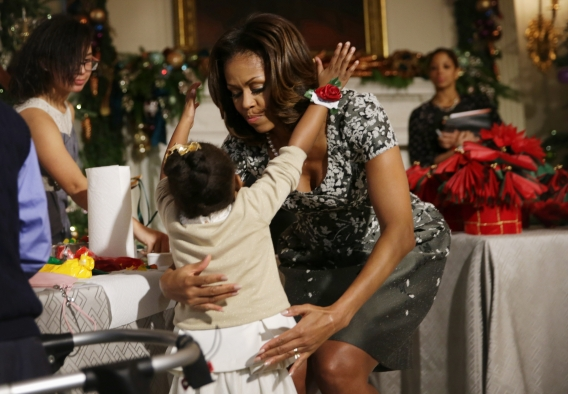 Мишель Обаме - 50 лет: самые яркие цитаты первой леди - фото №2