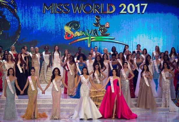Мисс Мира-2017