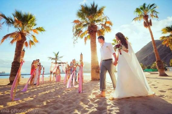 Свадебная церемония на острове Тенерифе: особенности - фото №4