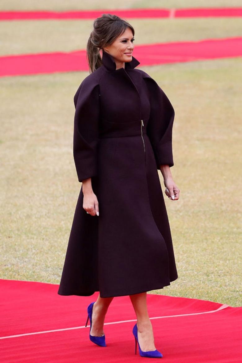 Одеться как первая леди: образ в стиле Мелании Трамп