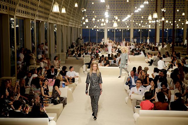 Круизная коллекция Chanel resort 2015 - фото №1