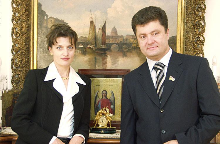 Марина Порошенко - фото №1