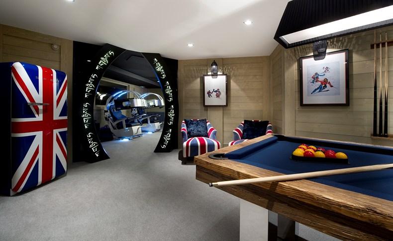 Лучшие отели мира: Hotel Le K2, Куршевель, Франция - фото №10