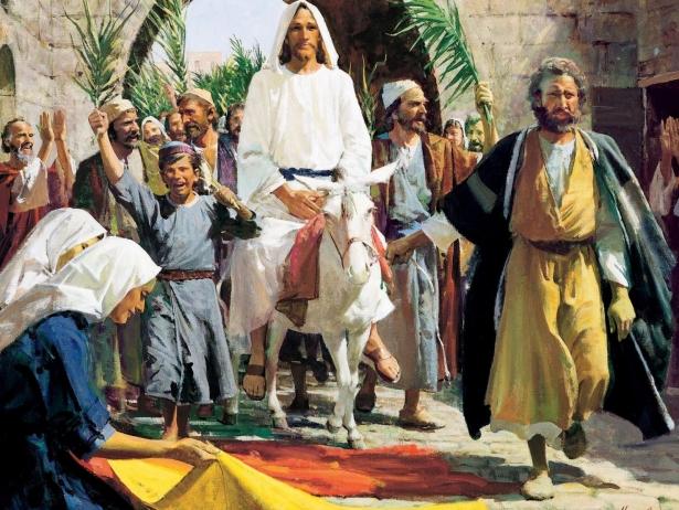 вербное воскресенье традиции