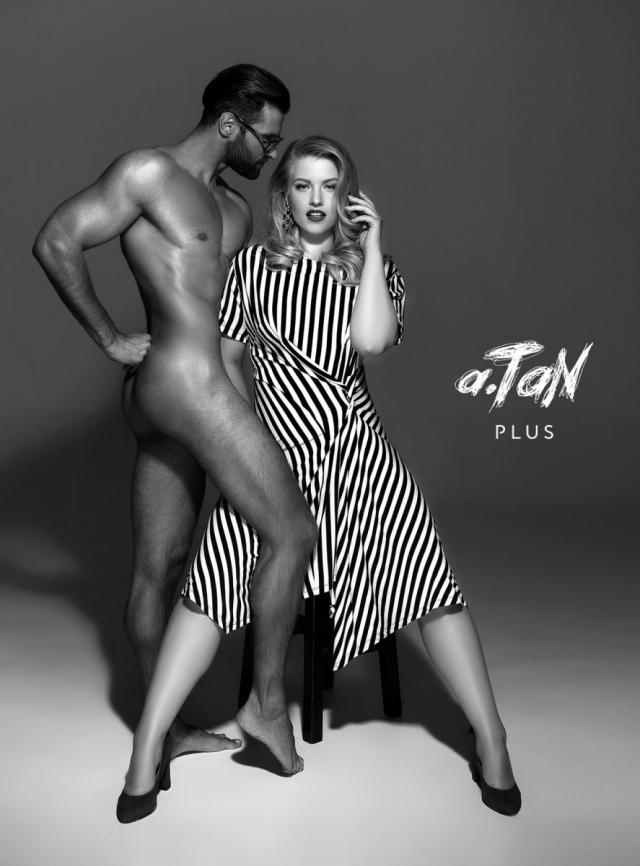 Красота, как она есть: Andre Tan за популяризацию моделей Plus –size. - фото №3