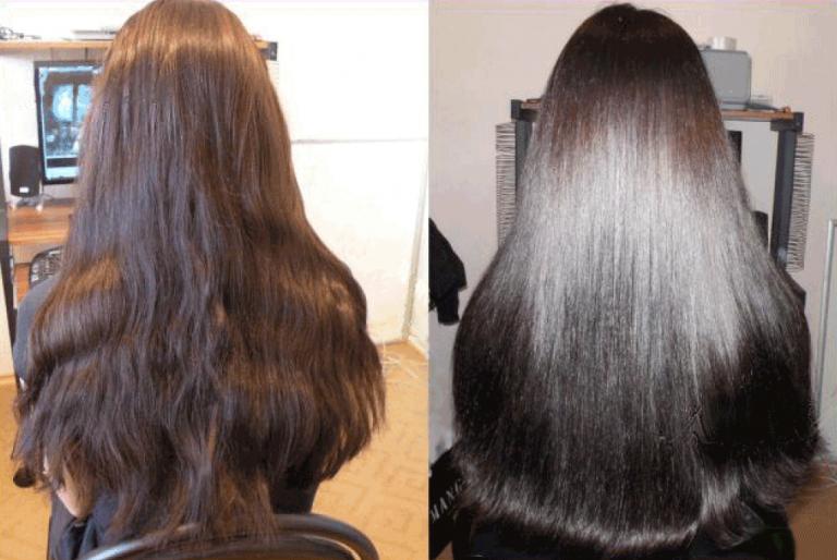 Что такое экранирование волос - фото №1