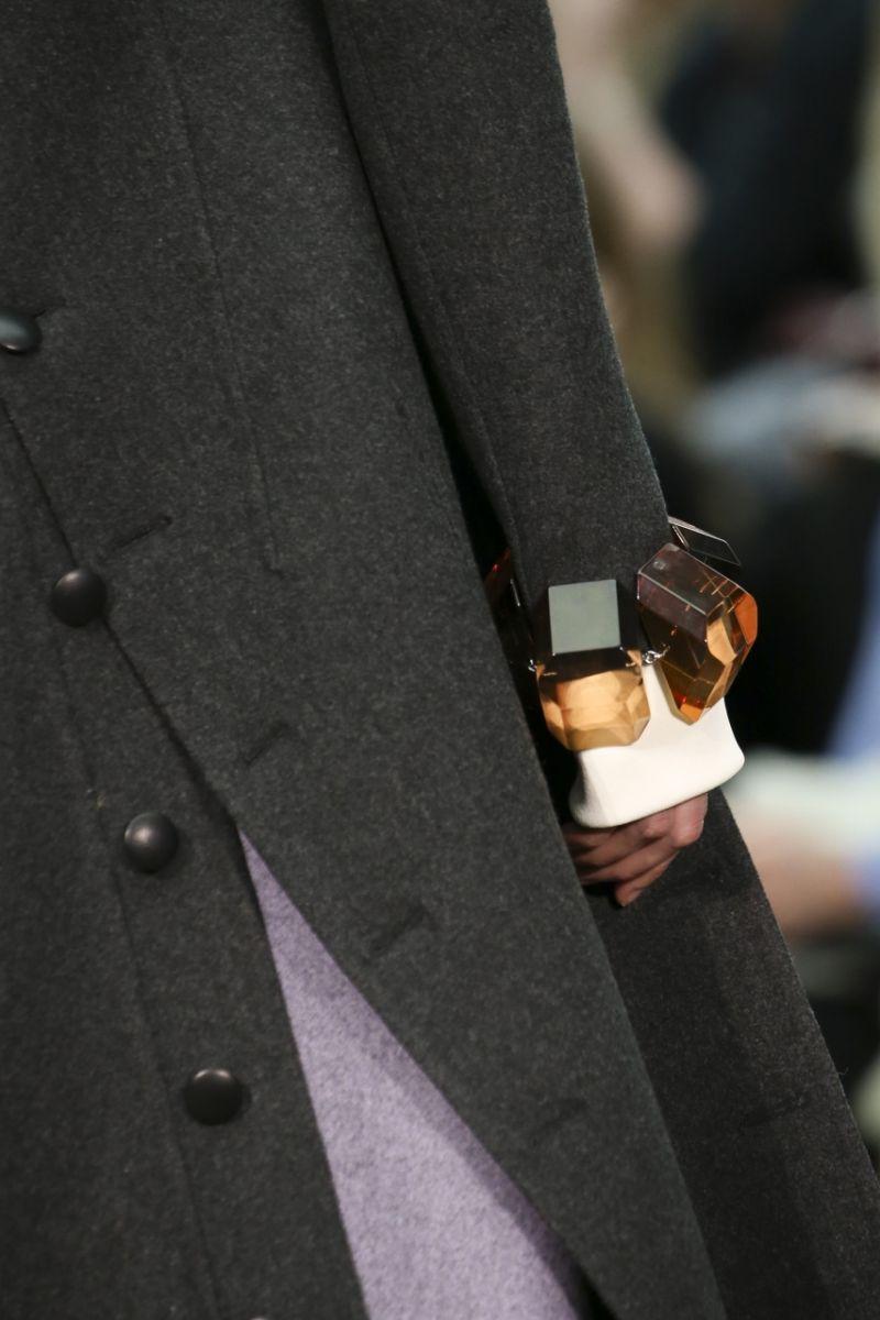 Прозрачные браслеты Céline - фото №3