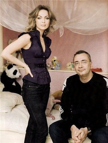 Константин Меладзе ушел от жены к Полине Гагариной - фото №2