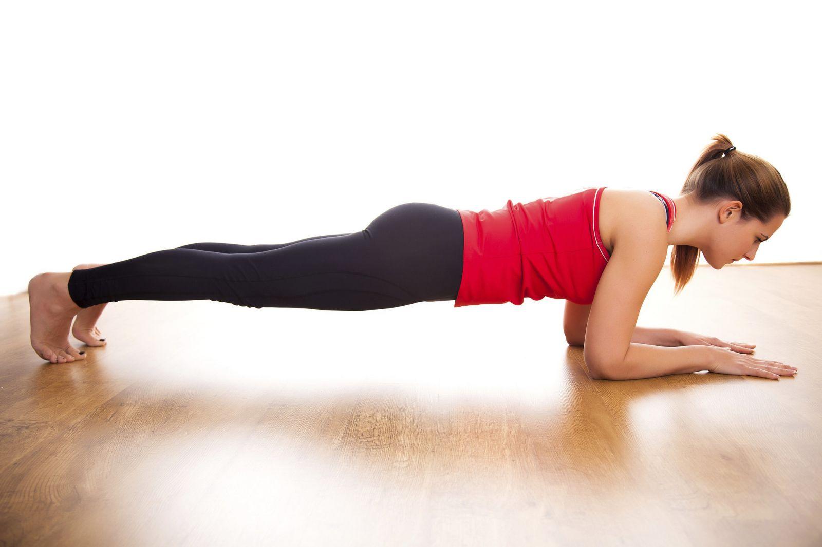 Какие фитнес-упражнения дают мгновенный результат - фото №1