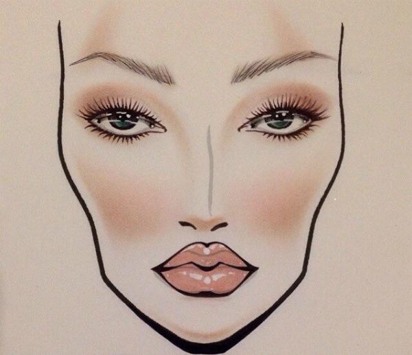 Как сделать макияж в стиле Nude - фото №5