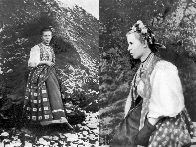 Google выпустил дудл в честь Леси Украинки: трагичная любовь в жизни поэтессы - фото №1