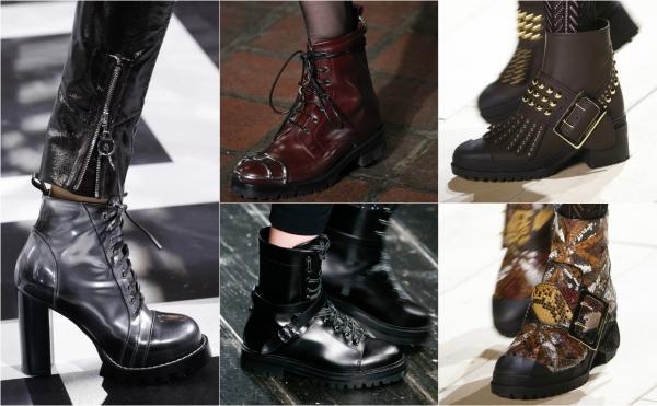 модная обувь 2016 осень