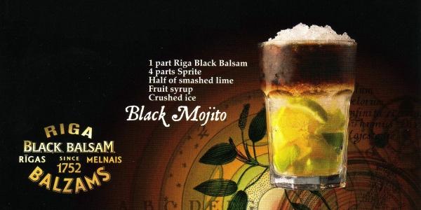 Топ 10 коктейлей с Riga Black Balsam - фото №5