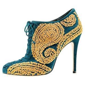 Модная обувь сезона осень-зима 2013-2014: советы дизайнера - фото №6