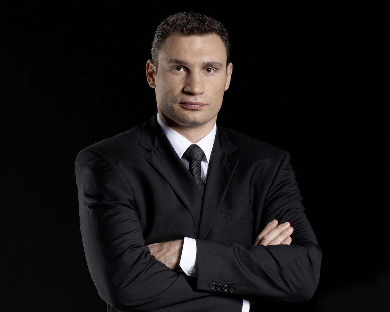 Виталий Кличко - фото №1