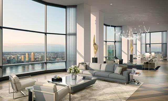 Американская мечта: самые дорогие квартиры Нью-Йорка - фото №4