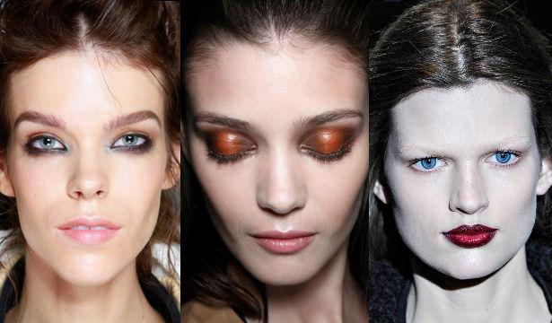 Особенности летнего макияжа 2014 - фото №8