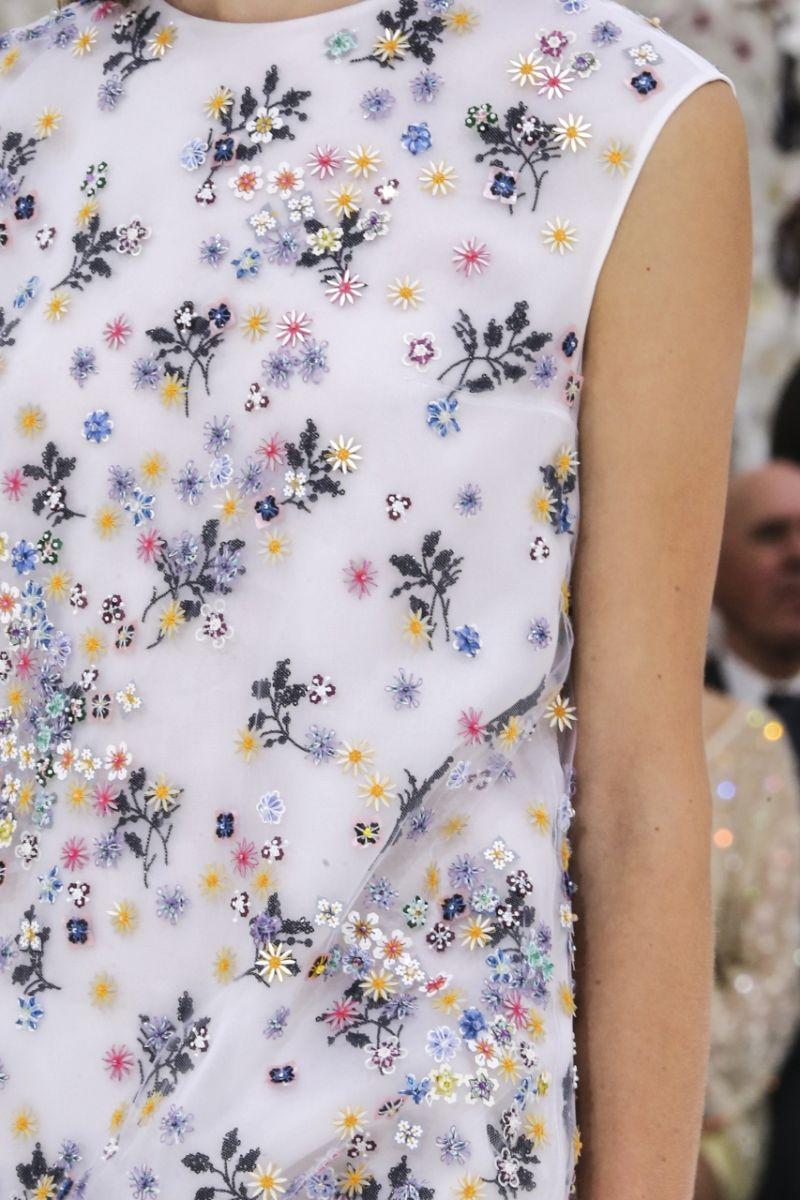 Неделя высокой моды в Париже: Christian Dior осень-зима 2014-2015 - фото №4