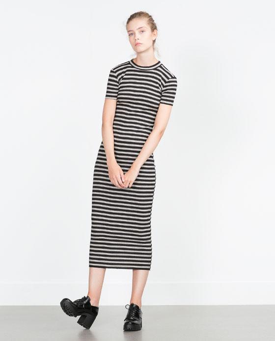 Как выбрать трикотажное платье по фигуре