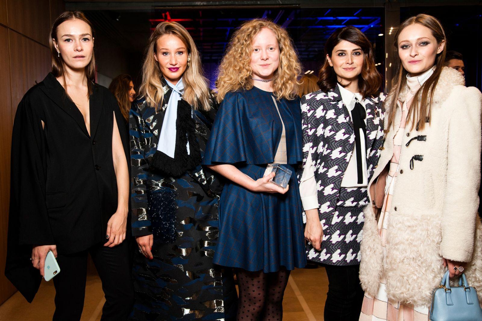 Открытие Mercedes-Benz Kiev Fashion Days: гости и победители церемонии