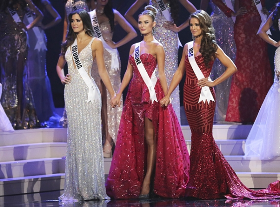 Мисс Вселенная 2014: потрясающий конкурс национальных костюмов - фото №2