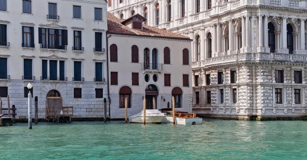 дом деппа в венеции