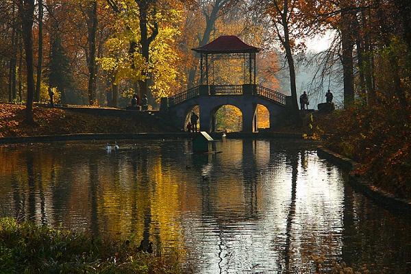 Лучшие дендропарки Украины для прогулок осенью - фото №1