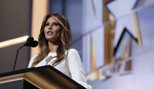 Самая сексуальная первая леди: что нам известно про жену нового президента США Дональда Трампа - фото №8