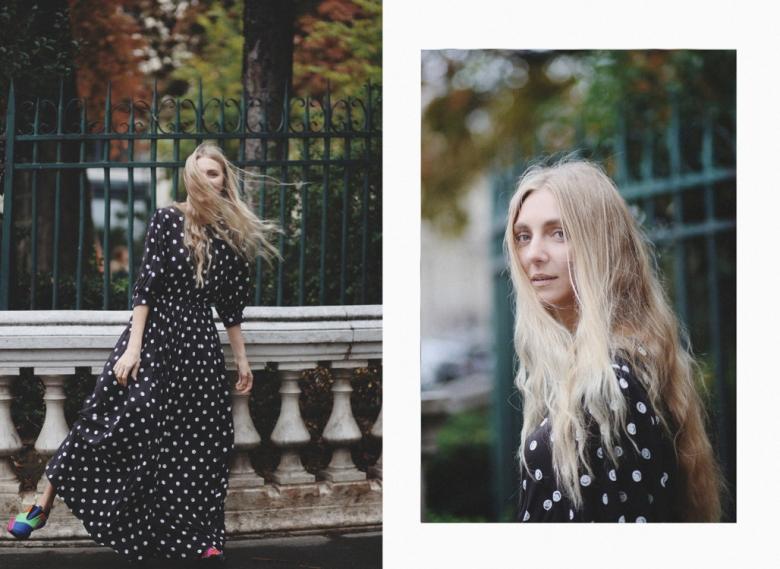 Украинская марка Ksenia Schnaider представила новый весенне-летний кампейн 2018 года, снятый в Париже. Моделями кампании стали блогеры с узнаваемым стилем, а главной вещью коллекции — джинсовая «шуба». Дизайнер и сооснователь бренда Ксения Шнайдер известн