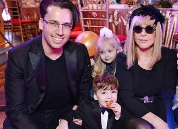 Пугачева и ее дети