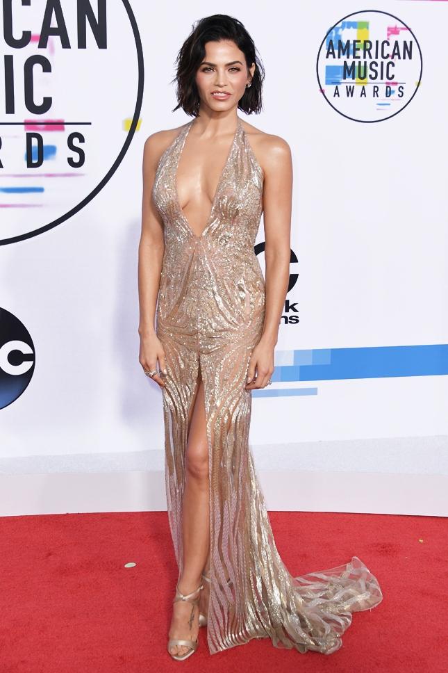 Красная дорожка American Music Awards 2017
