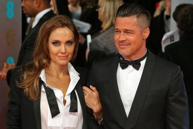 Джоли и Питт развод